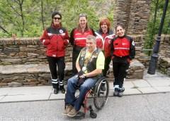 III Trovada Asociación de Policías Motoristas APM del principado de Andorra