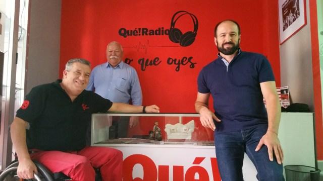 Enseñar a vivir en el 97.5 de FM Con francisco Ureta y Mariano torrecillas