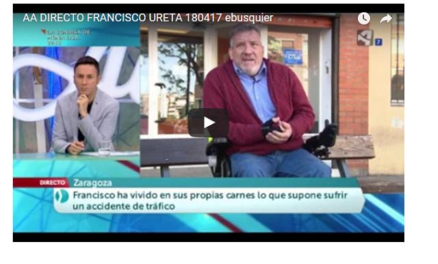 FRANCISCO URETA EN ARAGÓN EN ABIERTO