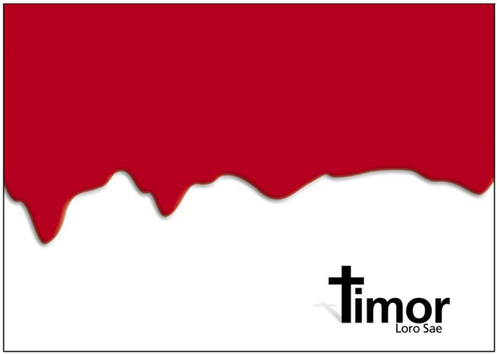 indonesia flag blood