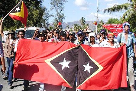 timor est indipendenza