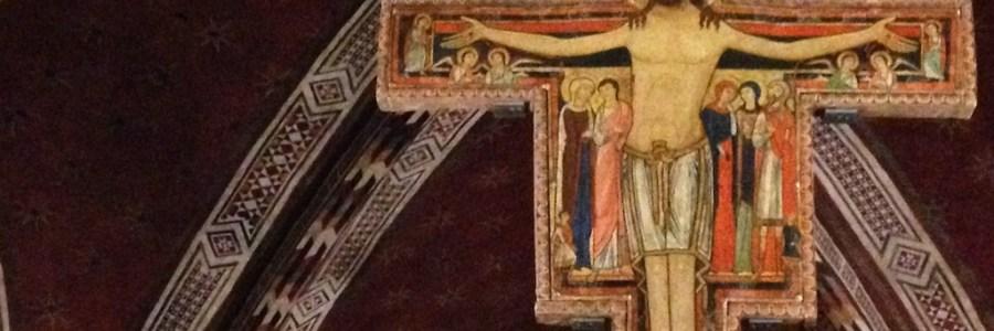 Krzyż San Damiano