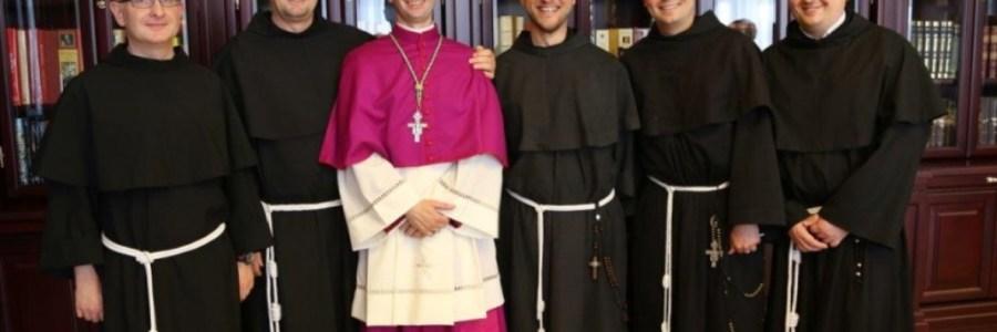 Nowy franciszkański biskup