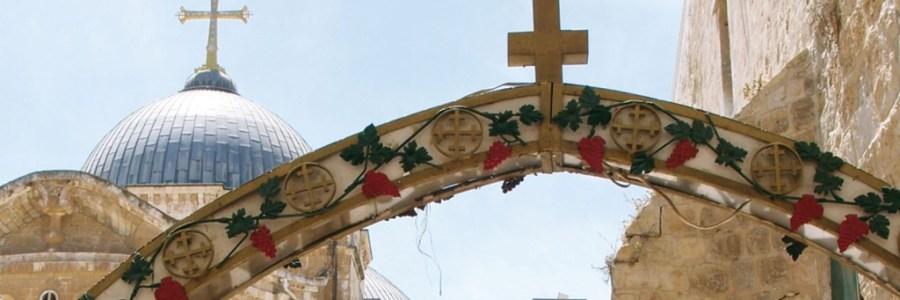Ziemia Święta – pielgrzymka z franciszkanami