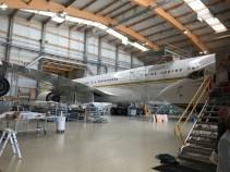 Les ateliers d'Amac Aérospace, à Bâle-Mulhouse. ©franckmontauge.fr