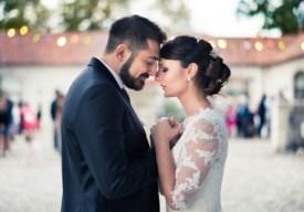 Virginie & Cédric – Mariage au château Saint Loup