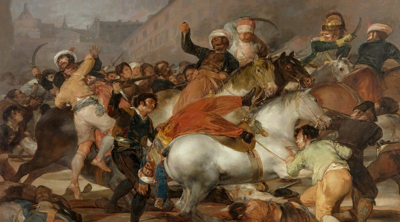 Illustration Goya