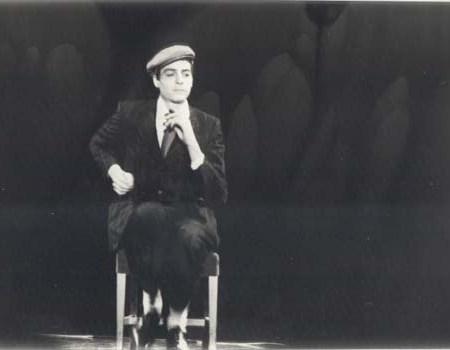 1978 - Quand je dansais assis pour Monsieur Chopel