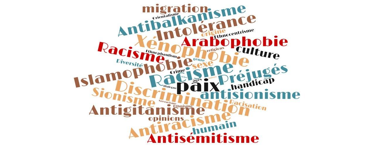 Anti sémitisme et racisme ….