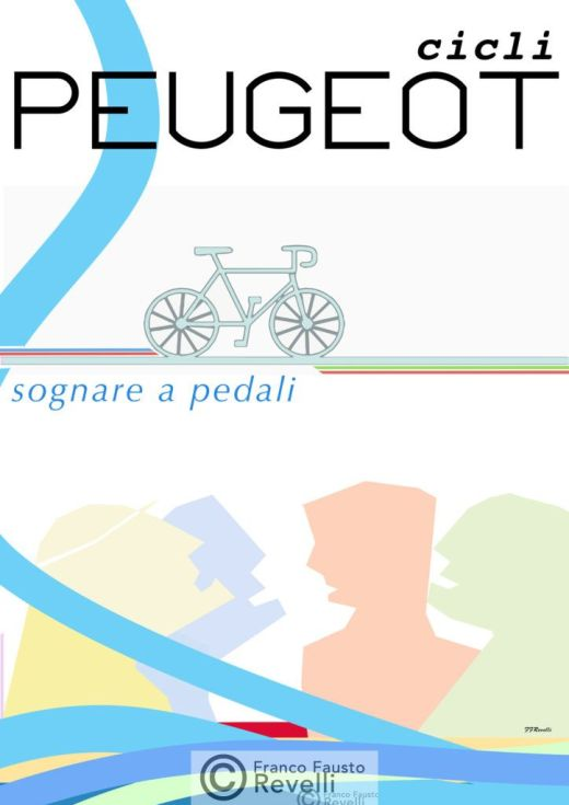 CICLI PEUGEOT |  Poster, 2009