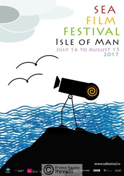SEA FILM FESTIVAL, ISLE OF MAN | Poster, 2017