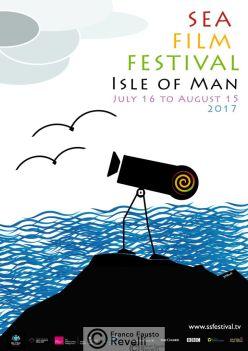SEA FILM FESTIVAL, ISLE OF MAN | Poster, 2017