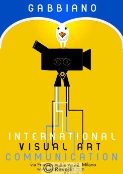 GABBIANO VISUAL ART AGENCY, MILANO | Poster, 2002