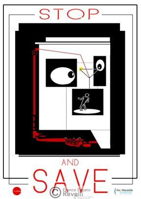 UNIVERSITÉ DE PROVENCE, LUTTE CONTRE L'ABUS D'ALCOOL | poster, 2007