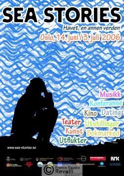 SEA STORIES, OSLO | Poster, 2006