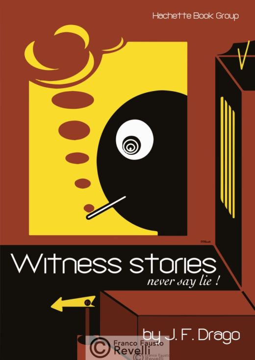 WITNESS STORIES HACHETTE BOOK GROUP | Poster, 2002
