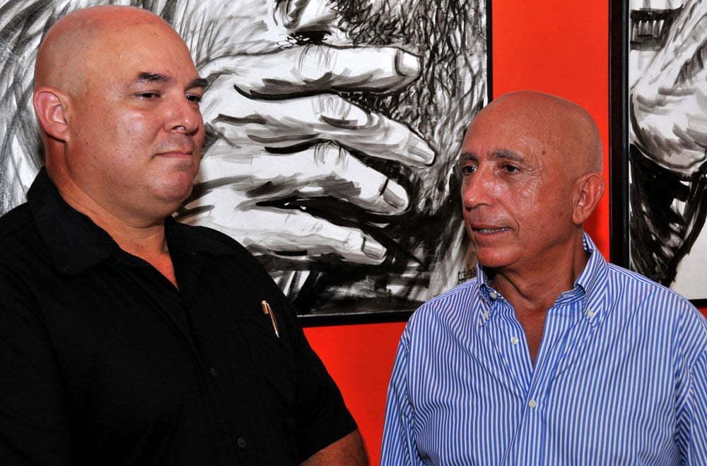 Mostra Franco Azzinari - El rostro de la Historia