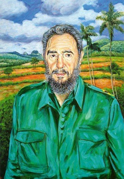 Opere realizzate a Cuba da Franco Azzinari