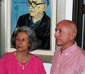 Alquimia Pena e Franco Azzinari