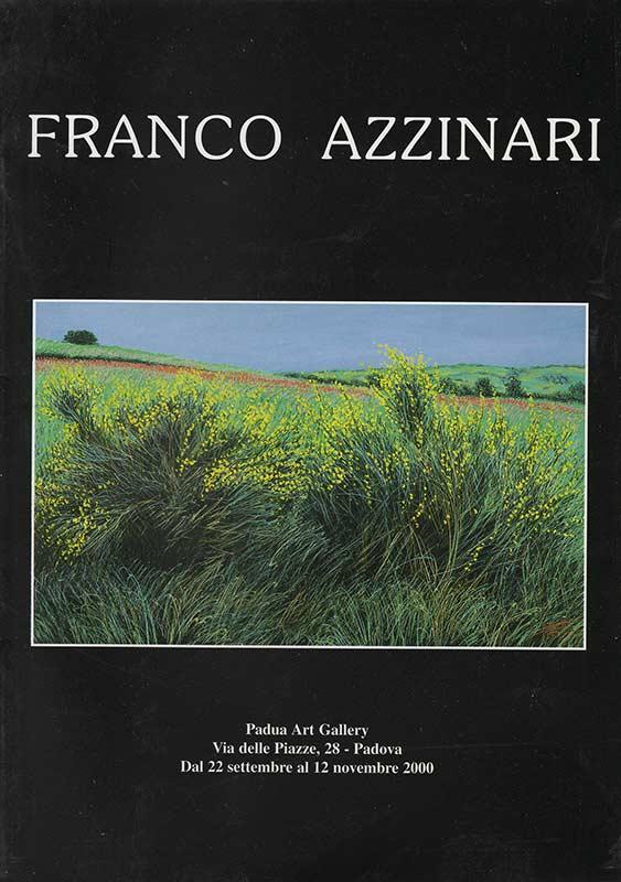 Franco Azzinari - Padua art gallery