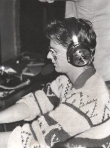 Franco in radio