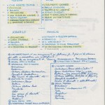 Schemi di Arcivernice - Franco Boggero