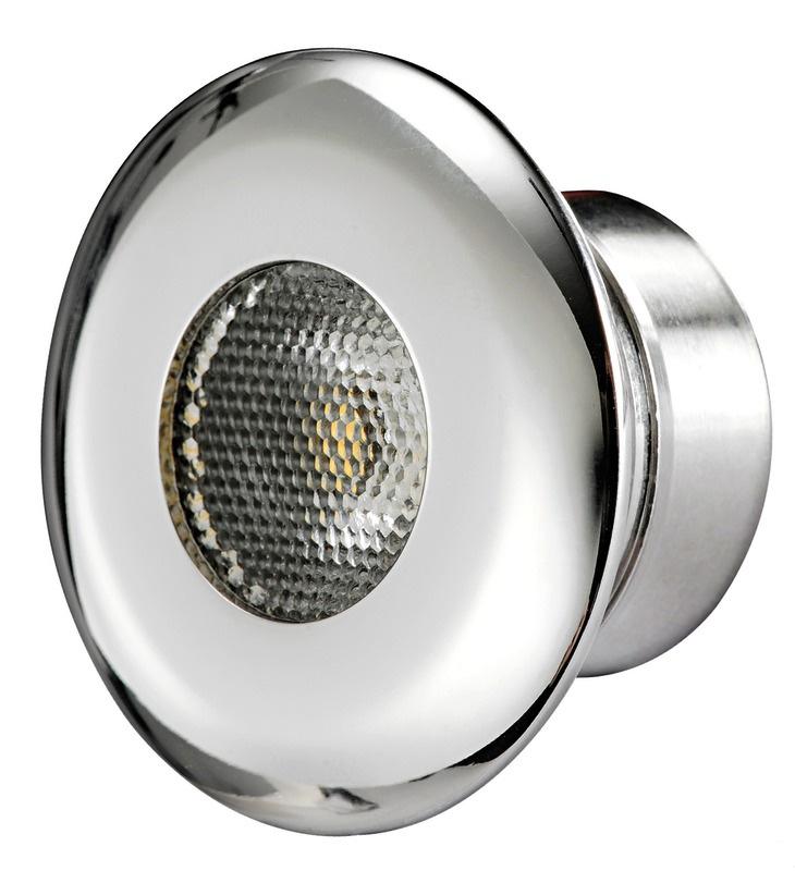 Osculati Micro Luz LED de Techo  Electricidad