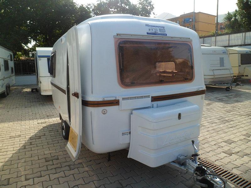 Franco Caravan vendita roulotte usate e caravan usati di costruzione tedesca vendita caravan