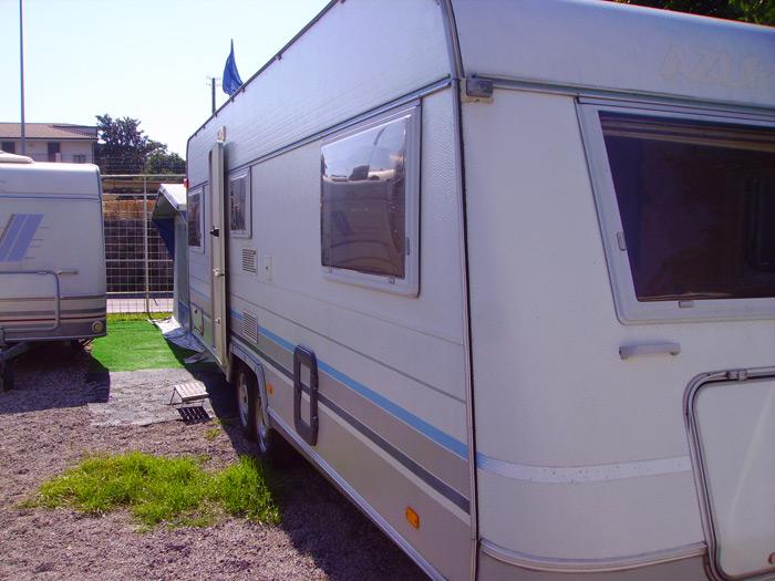 Franco Caravan vendita roulotte usate e caravan usati di