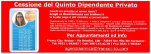 Franco Cito Broker – Cessione del Quinto Dipendenti Privati