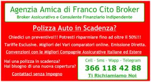 Franco Cito Broker Polizza RC Auto