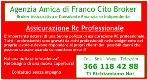 Franco Cito Broker Polizze RC Professionali