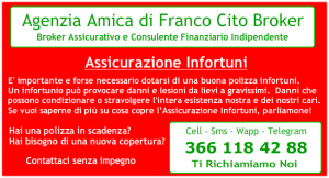 Franco Cito Broker - Polizza Infortuni