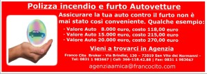 Franco Cito Broker - Incendio e Furto Auto