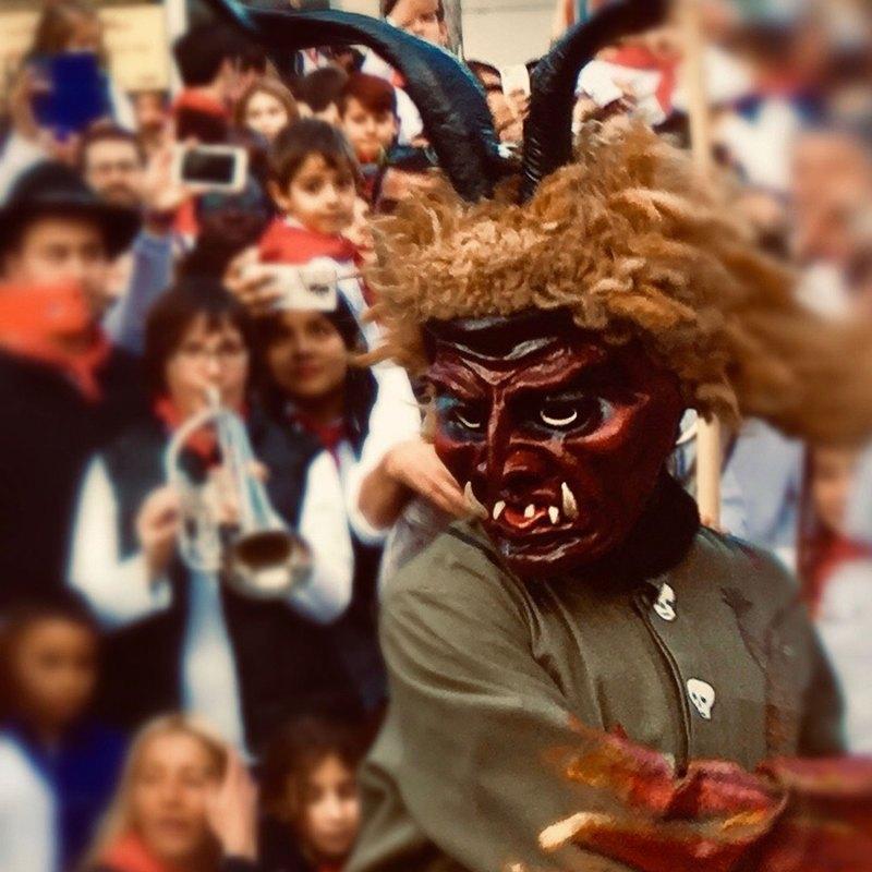 Franco Esteve The Demon photo Sant Antoni 2019 Cala Ratjada