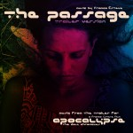 The Passage (trailer version) Music Single CD Cover Art by Franco Esteve