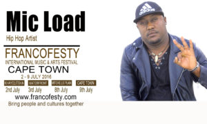 Lineup website Mic Load