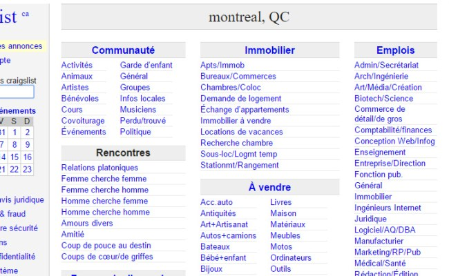 meilleurs sites de rencontre montreal)