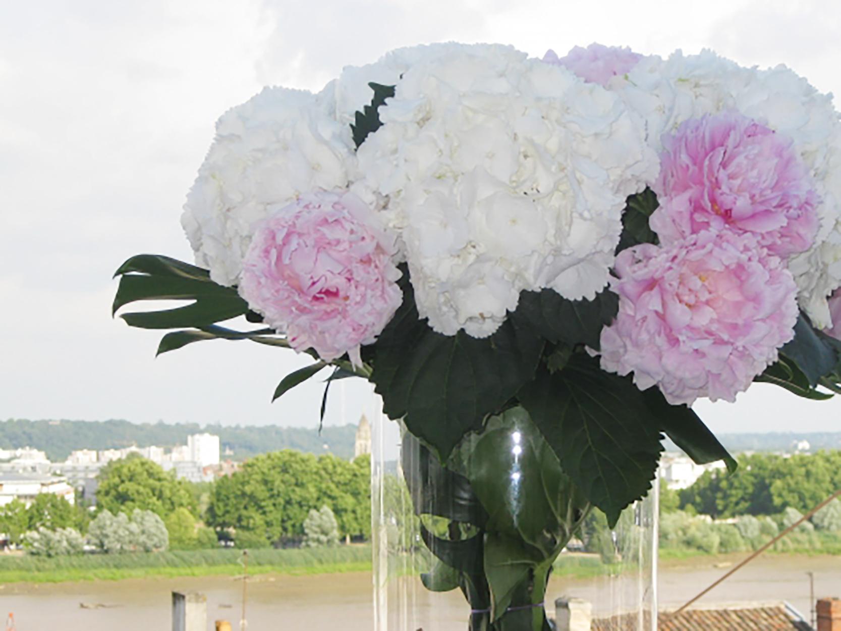 Une Dcoration Florale De Mariage Raffine Et Lgante