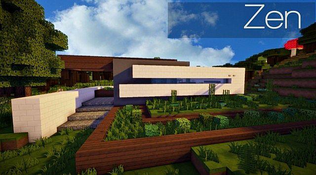 Construction maison moderne minecraft  Maison Franois Fabie