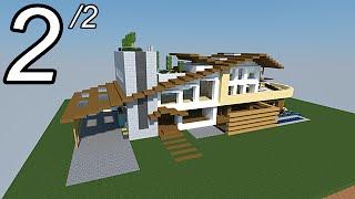 Tuto grande maison minecraft  Maison Franois Fabie