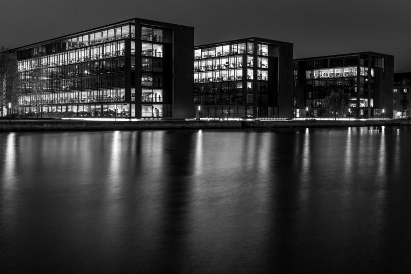 Bureaux au centre de Copenhague