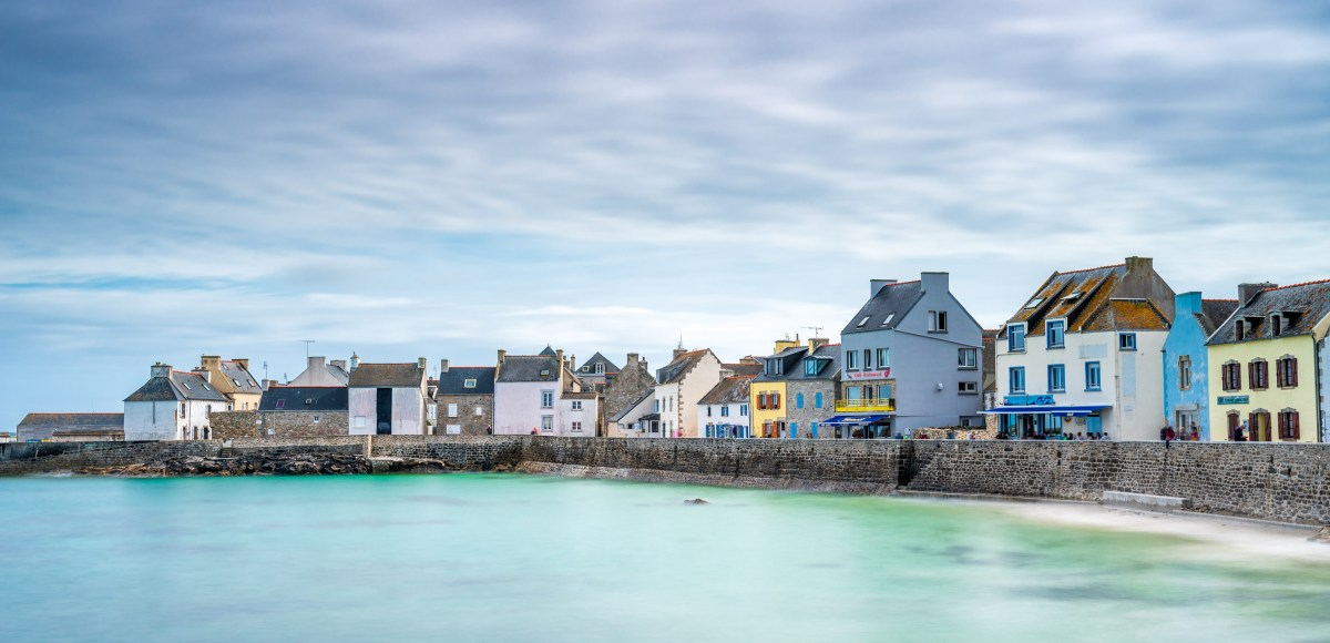 Le village d'Ile-De-Sein