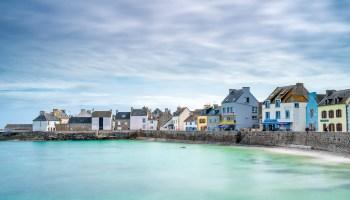 Bretagne entre falaises et océan
