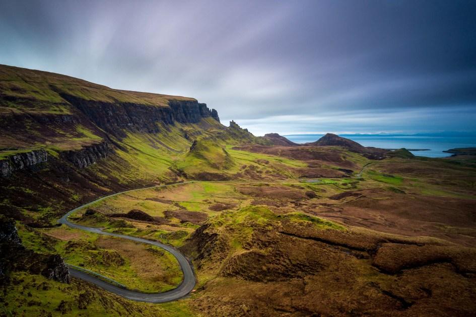 Ile de Skye - Ecosse