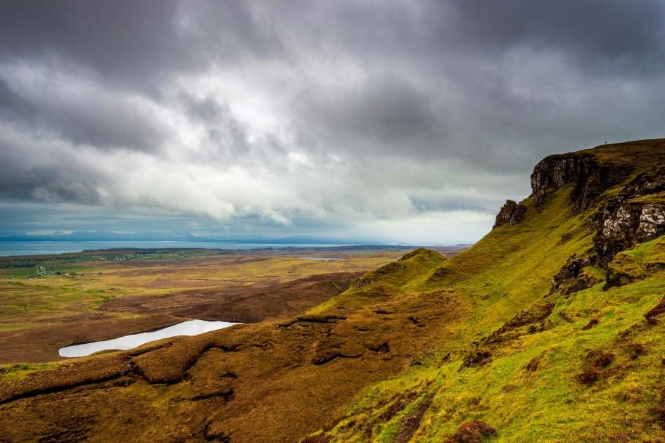 Le Quiraing - Ile de Skye - Ecosse