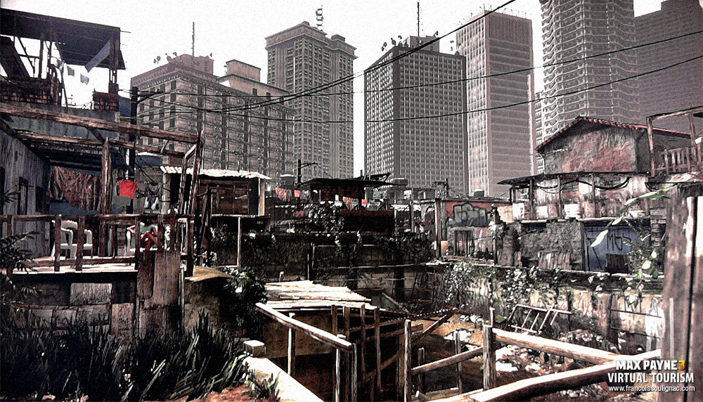 Virtual Tourism  Sao Paulo  Franois Soulignac Digital Creative Art Director Shanghai  Paris