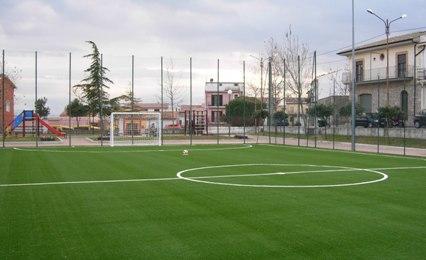 Campo calcio a cinque Villapiana