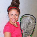 Racquetball star Paola Longoria is the Mexican National Champion.