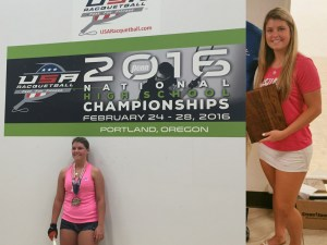 Jordan Cooperrider is the HS National Champion and also won the Female Jr Athlete of the year.
